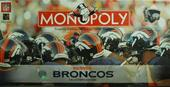 MONOPOLY Denver Broncos collector's edition
