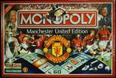 MONOPOLY Manchester United edition
