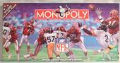 MONOPOLY NFL official limited collector's edition
