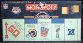 MONOPOLY St. Louis Rams champions edition