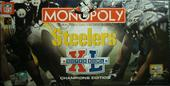 MONOPOLY Steelers Super Bowl XL Champions edition
