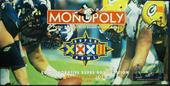 MONOPOLY commemorative Super Bowl edition