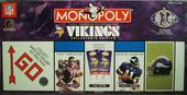 MONOPOLY Vikings collector's edition