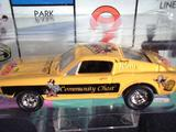 Community chest Mustang