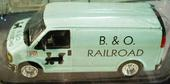 [B&O Railroad] '99 GMC Savana Van