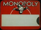[MONOPOLY name plate]
