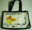 [MONOPOLY denim bag]