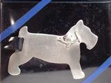 [MONOPOLY dog token tag]