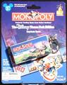 MONOPOLY the Disney theme park edition keychain game