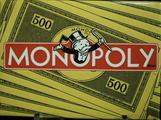 [MONOPOLY magnet]
