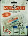MONOPOLY box of mints keychain