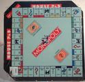 MONOPOLY board mouse pad