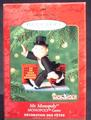 Mr. Monopoly MONOPOLY game keepsake ornament 65th anniversary edition