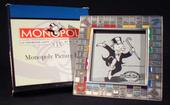 MONOPOLY picture frame