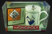 MONOPOLY time for tea gift set