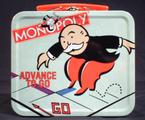 MONOPOLY advance to GO mini carrying case