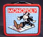 MONOPOLY Uncle Pennybags mini horizontal carrying case