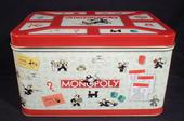 MONOPOLY toychest /w lid assortment