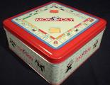 MONOPOLY small cookie tin