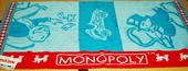 MONOPOLY [bath towel]