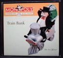 MONOPOLY train bank