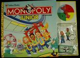 MONOPOLY junior storygame / [Sara Miller ; illustrated by Jim Durk]